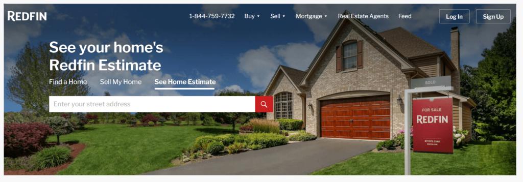 redfin home appraisal