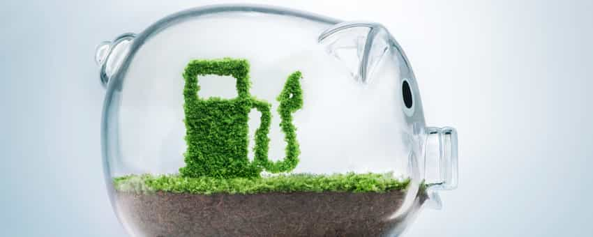 save money on gas by improving fuel efficiency