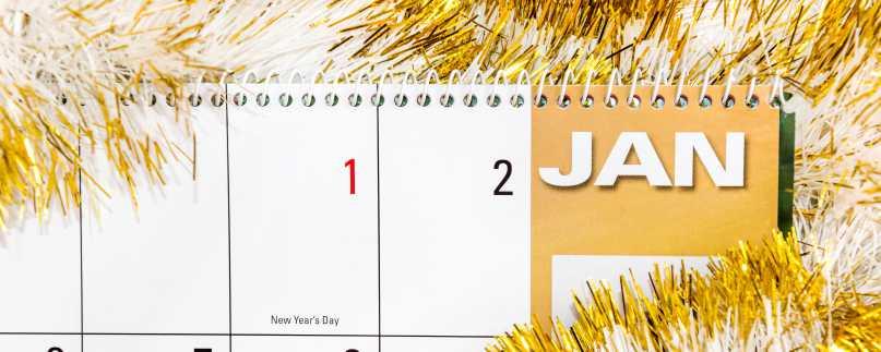 Start in January