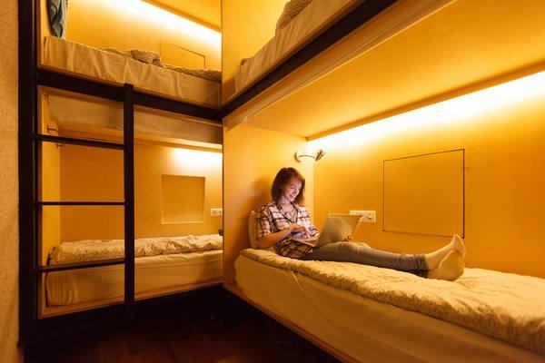 study abroad hostel