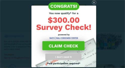 Survey Site Reviews Survey Momma - Promised $300