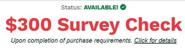 Survey Website Survey Voices Email Offer