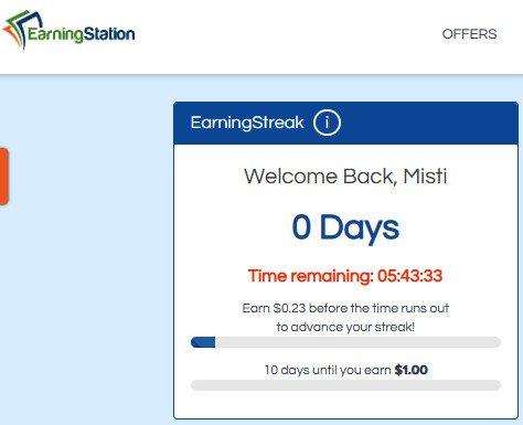 Surveys for Cash Earning Station - Dollar Bonus