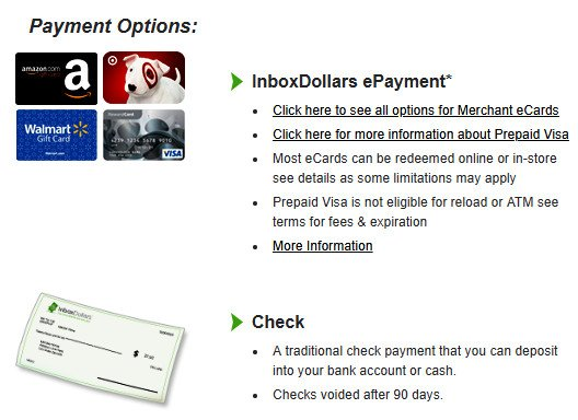 Surveys for Money InboxDollars - Rewards