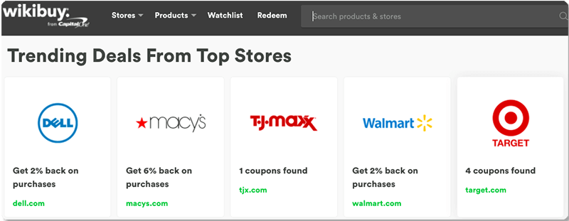 trending deals from top stores