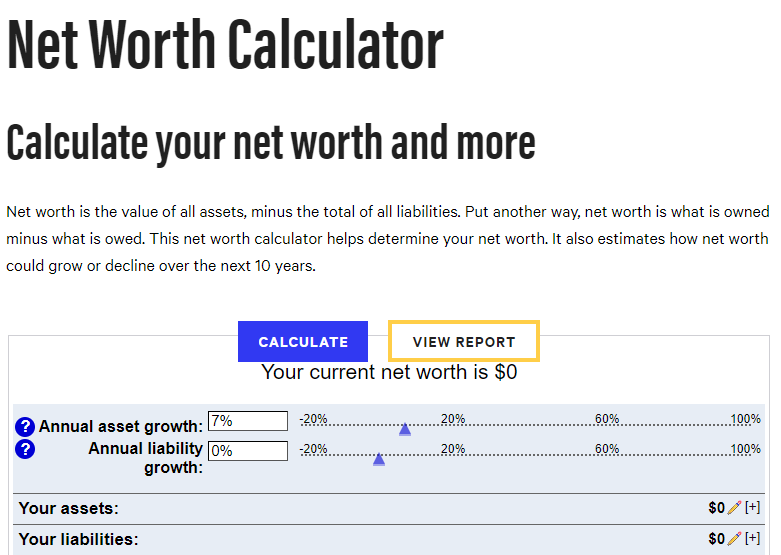 ways to increase net worth