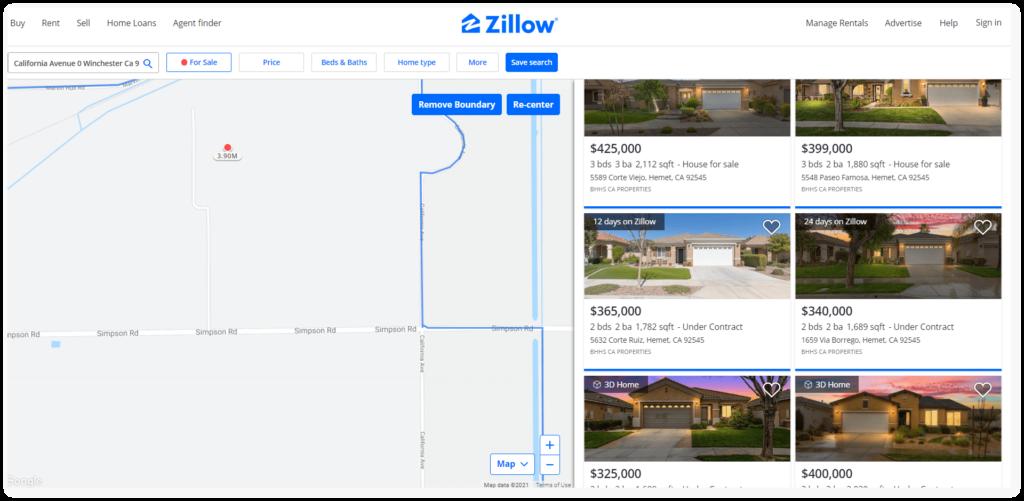 zillow home appraisal